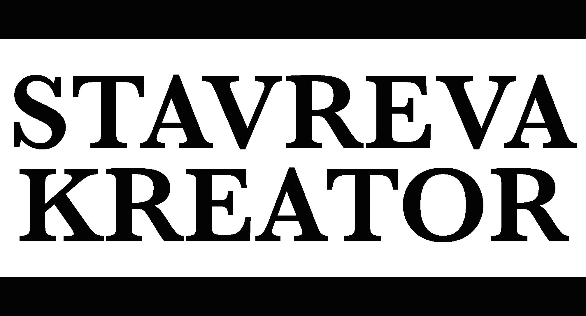Stavrevakreaor Logo