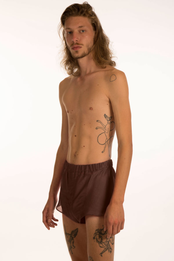 tailored limited edition boxer shorts