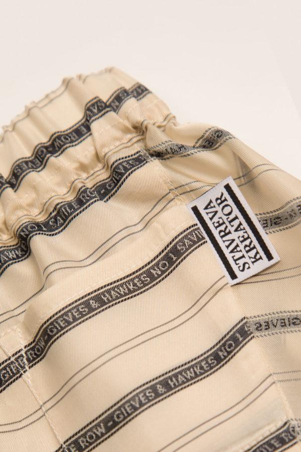 limited edition boxer shorts inside pocket label detail